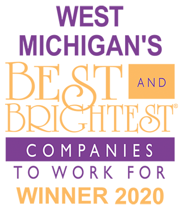 West Michigan's Best and Brightest Companies to Work For Winner 2020
