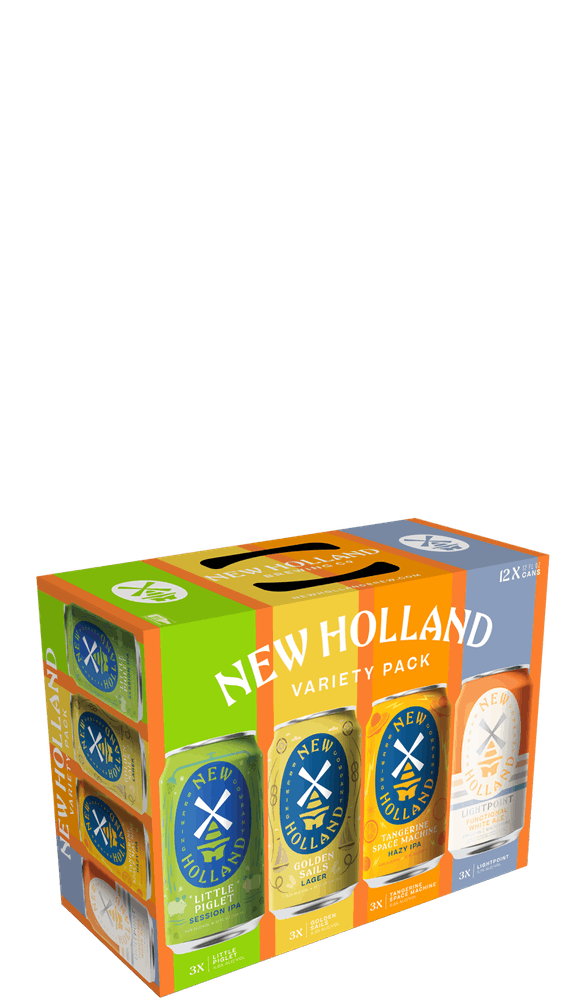 New Holland Variety Pack