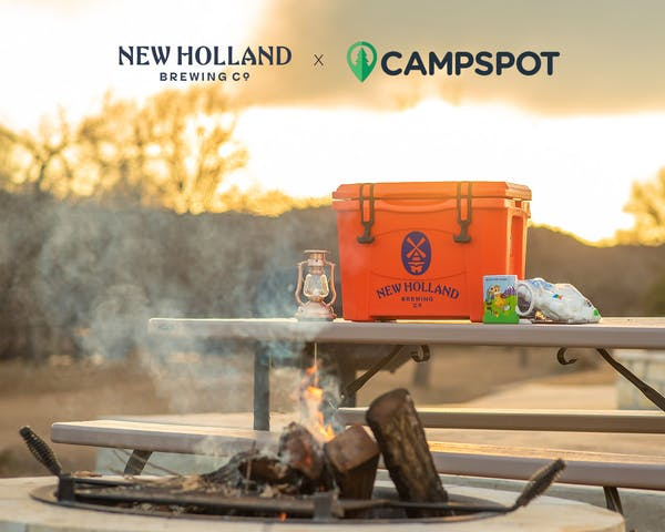 New Holland & Campspot Giveaway