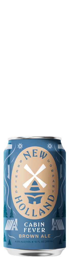Cabin Fever 12oz Can