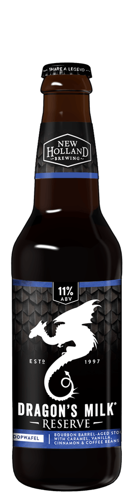 Dragon's Milk Reserve:Stroopwafel