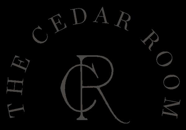The Cedar Room Home