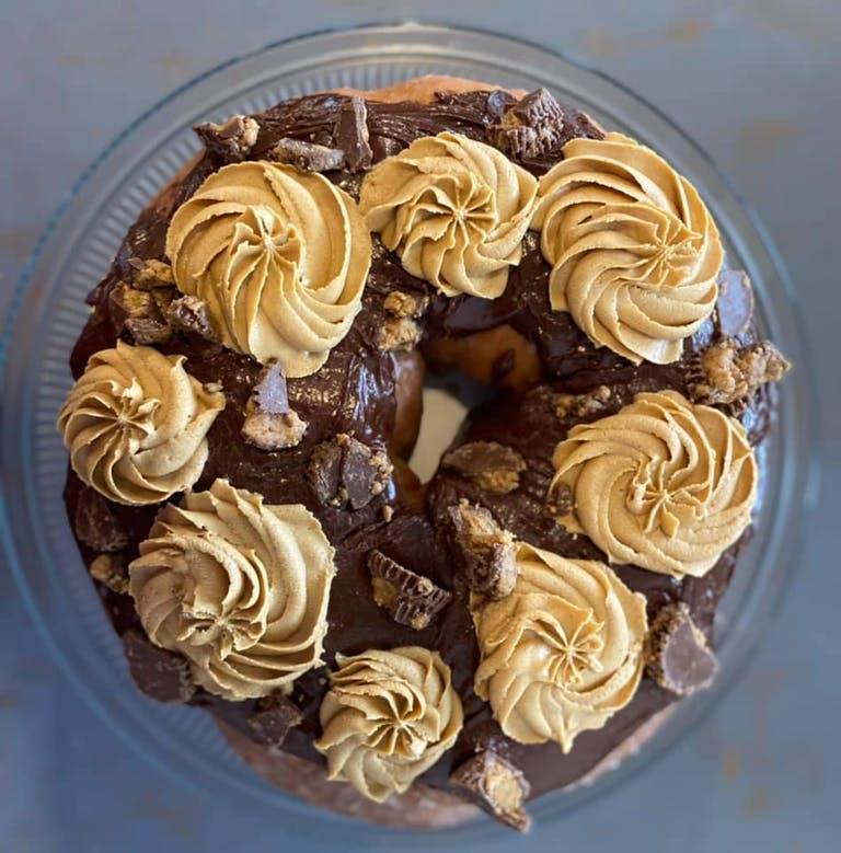 Reese's King Cake