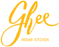 ghee indian kitchen logo