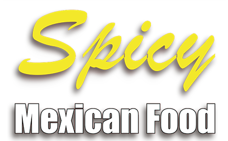 Spicy Mexican Food Home