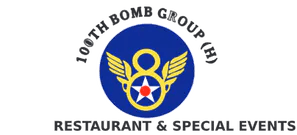 100th bomb group Restaurant logo