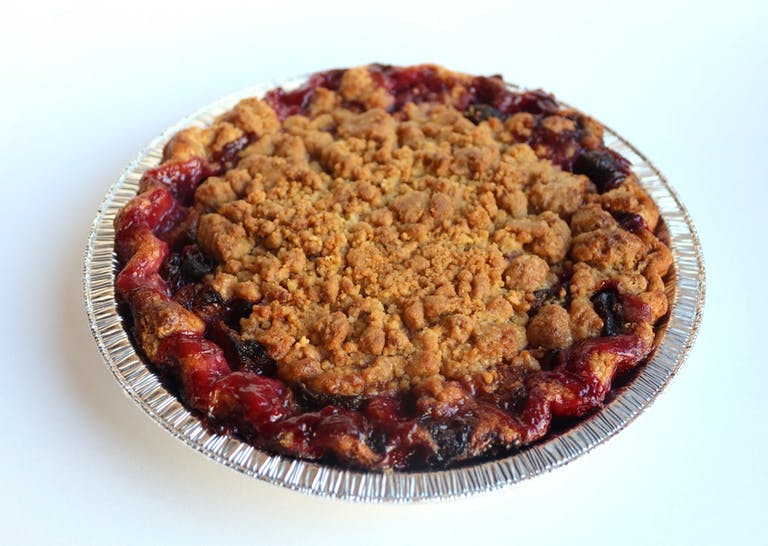 Pies n Ihighs sour cherry pie