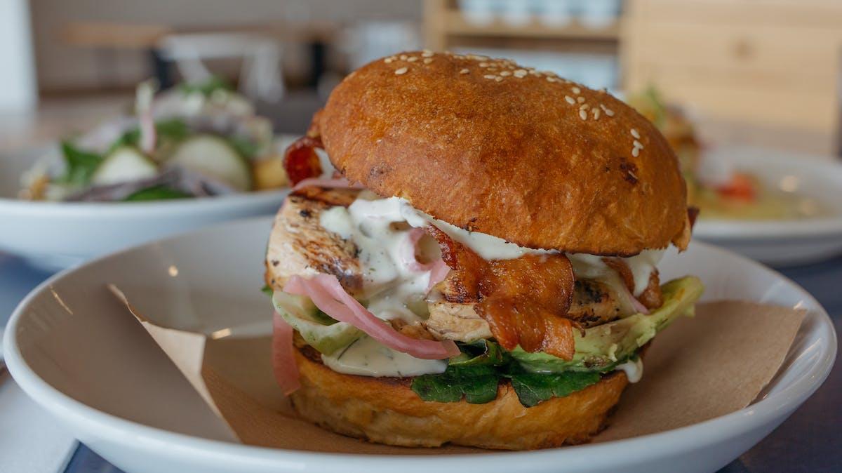 Burgers, Sandwiches, Magnolia, Farm to Table, Southern Cuisine, Breakfast, Brunch, Lunch, Corey McEntyre, Magnolia Market