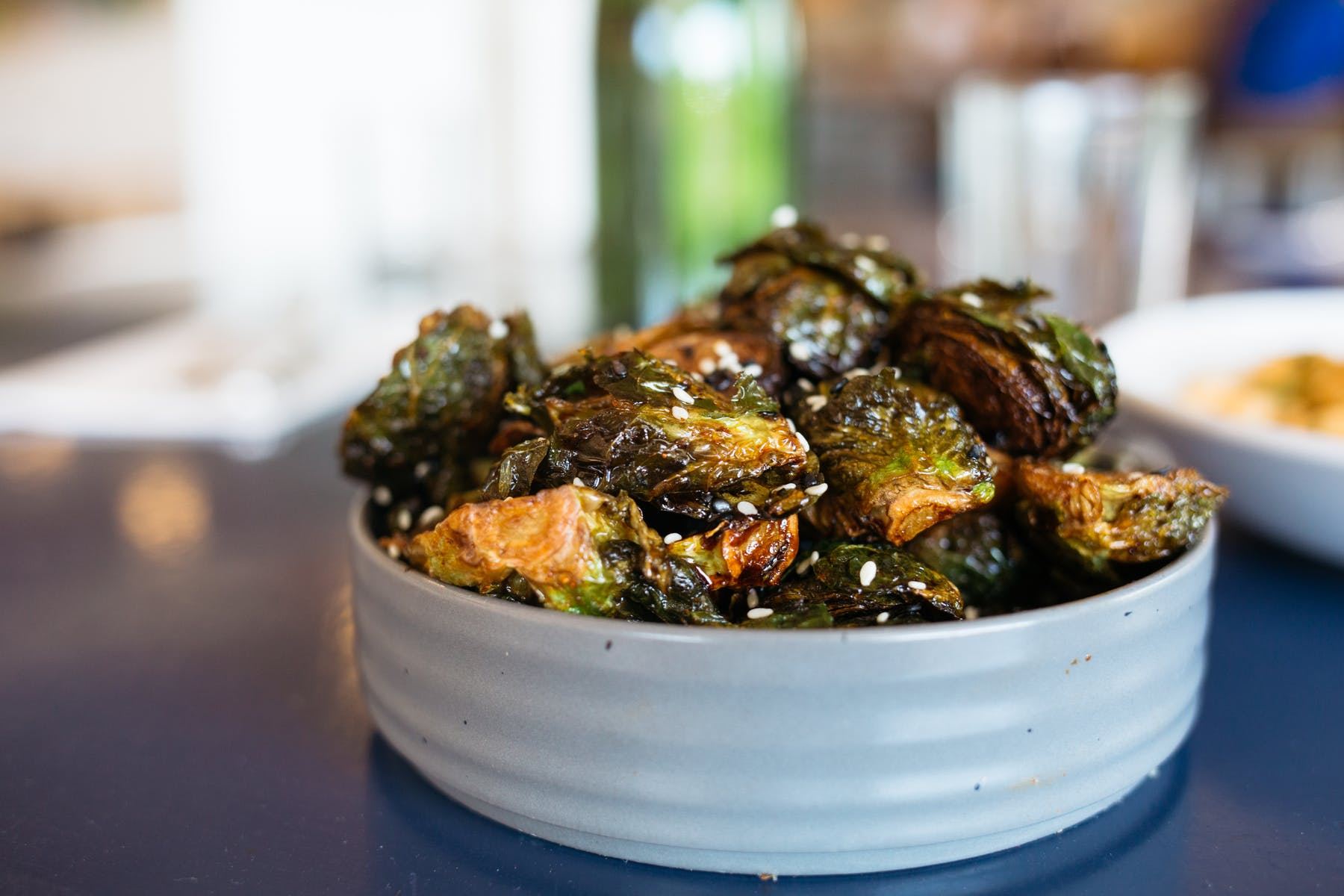 Brussel Sprouts, Magnolia, Farm to Table, Southern Cuisine, Breakfast, Brunch, Lunch, Corey McEntyre, Magnolia Market, Local