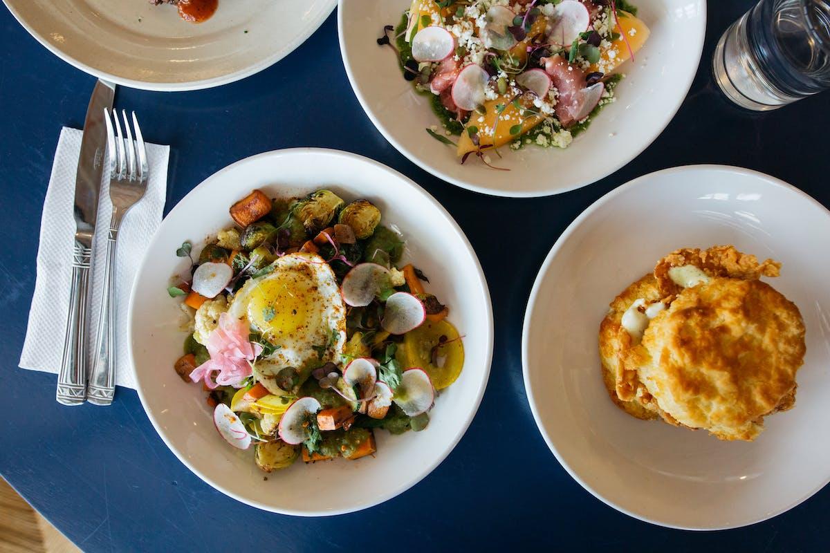 Magnolia, Farm to Table, Southern Cuisine, Breakfast, Brunch, Lunch, Corey McEntyre, Magnolia Market, Local