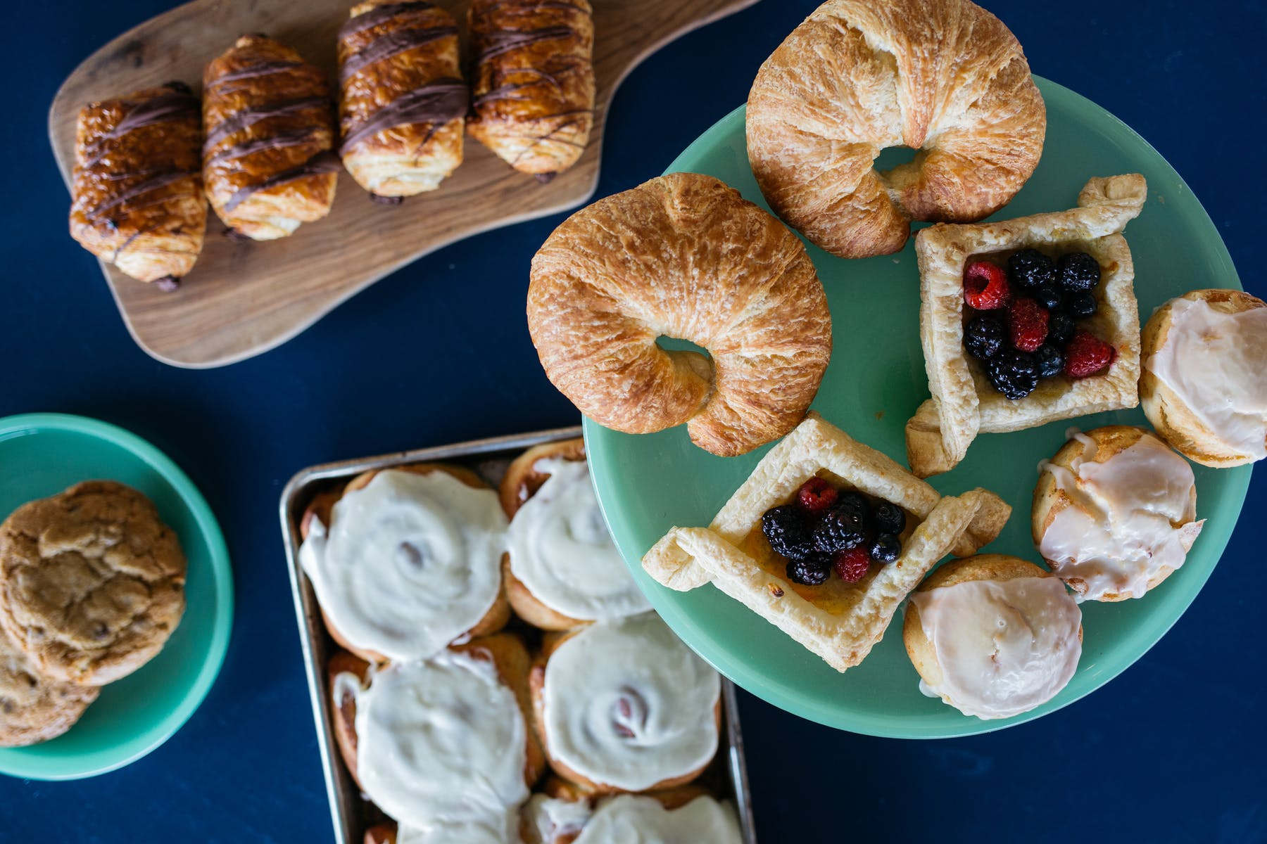 Pastries, Magnolia, Farm to Table, Southern Cuisine, Breakfast, Brunch, Lunch, Corey McEntyre, Magnolia Market