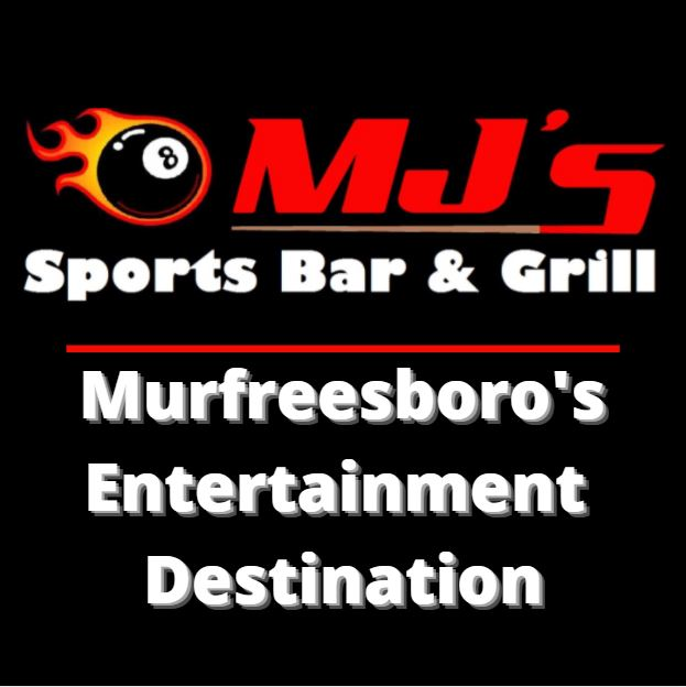 MJ's Sports Bar and Grill Home