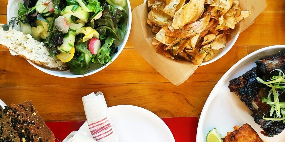 Menus | Dinky Bar Kitchen
