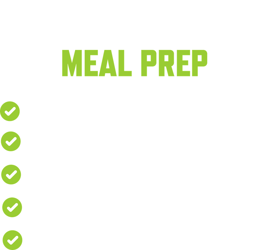 Grab and go meal prep. save time and money. quick premade lunches and dinners. no wait, walk in or order ahead online. purchase earn and redeem loyalty points. biodegradable packaging.