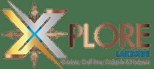Plore lakeside logo