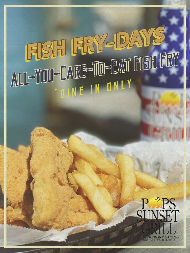 Fish Fry Basket