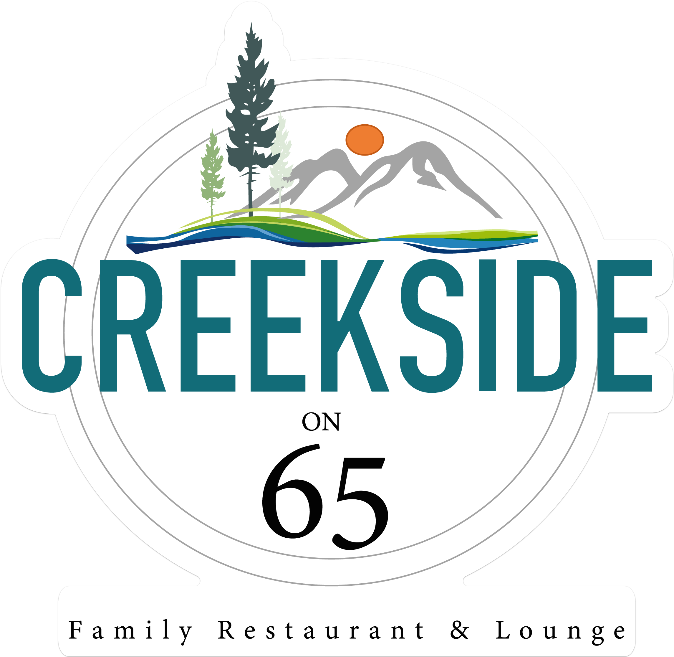 Cedaredge Creekside Cafe Home