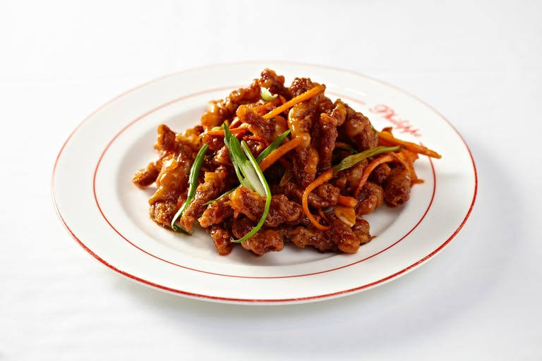 Philippe Chow crispy beef