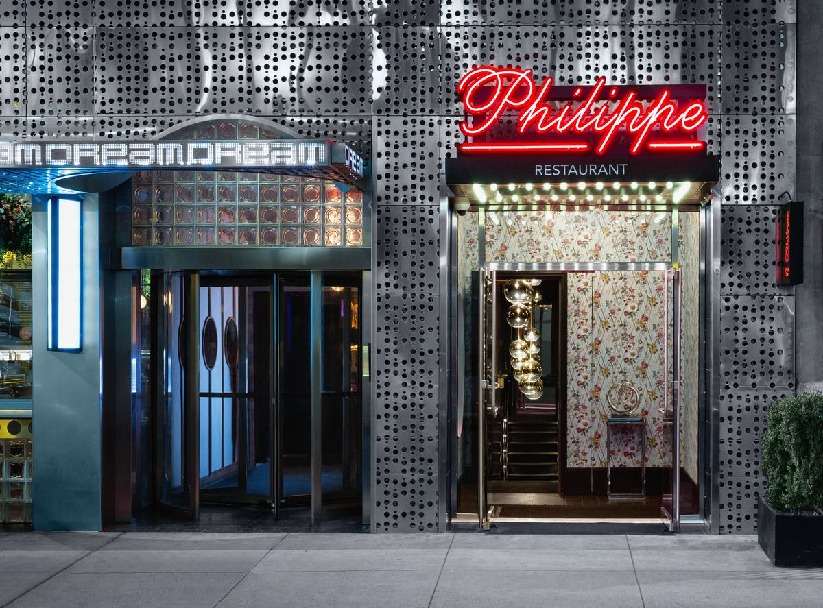 Philippe Chow NYC Downtown - Exterior