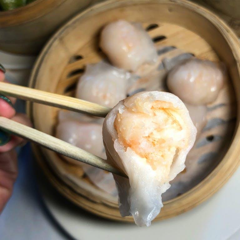 Shrimp Dumplings