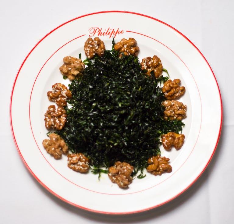 Philippe Chow Crispy Seaweed