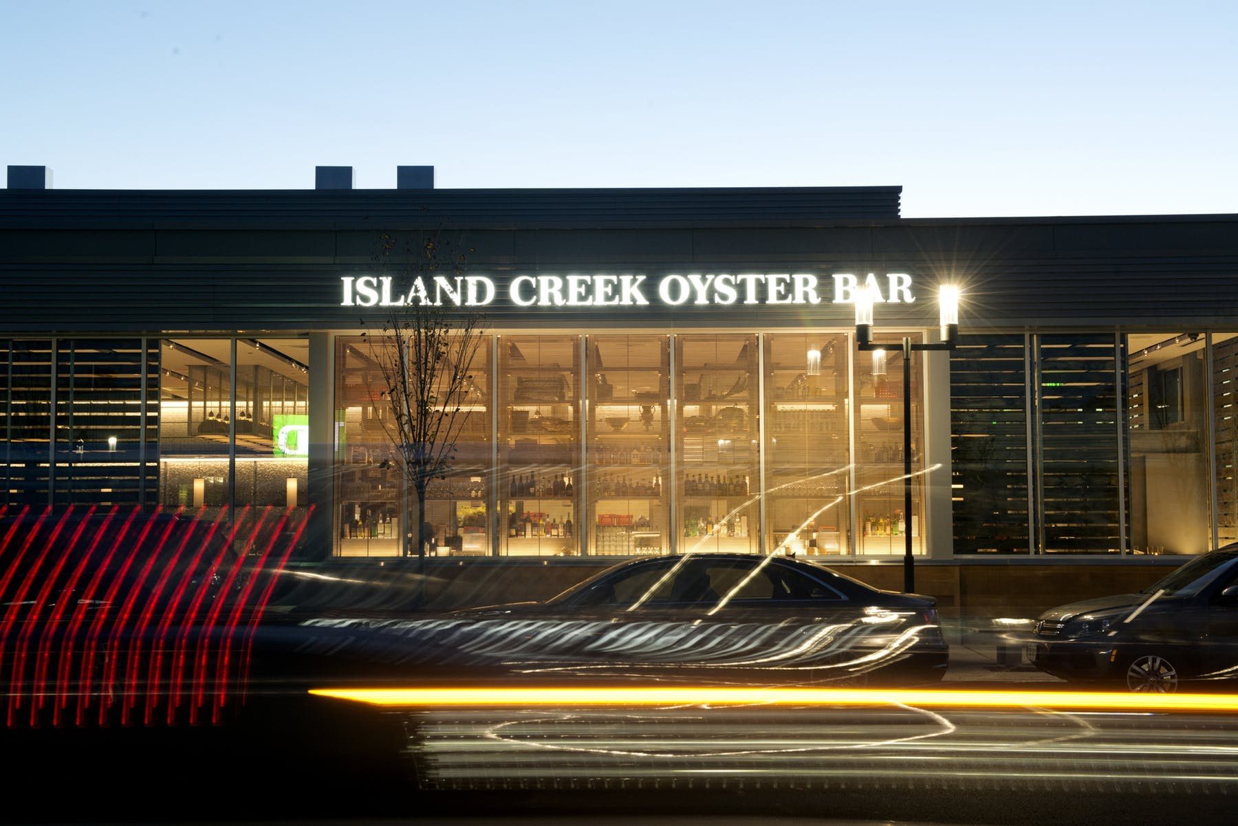 Hours + Location | Island Creek Oyster Bar