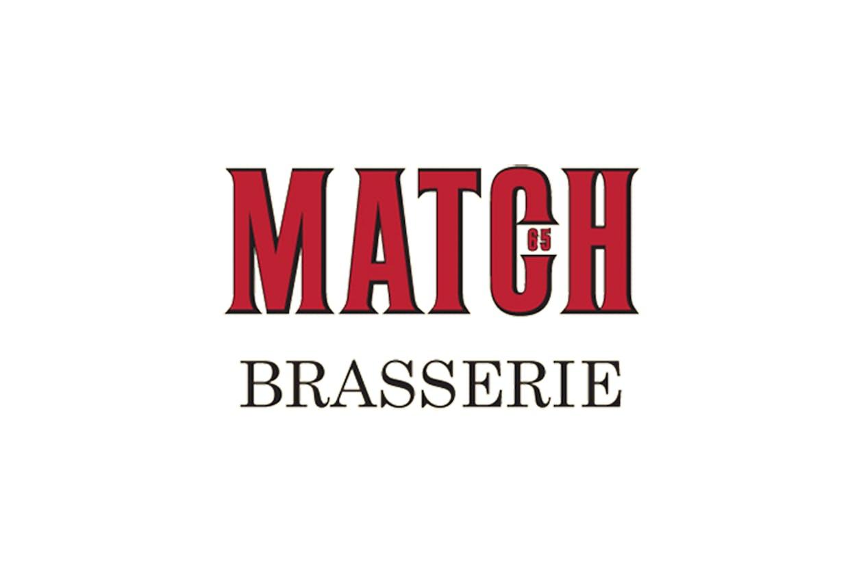Match Brasserie logo