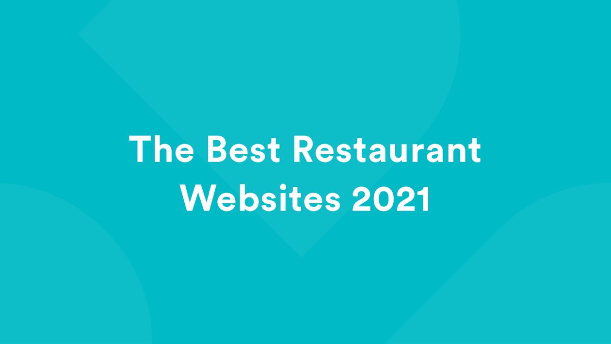 The Best Restaurant Websites 2021