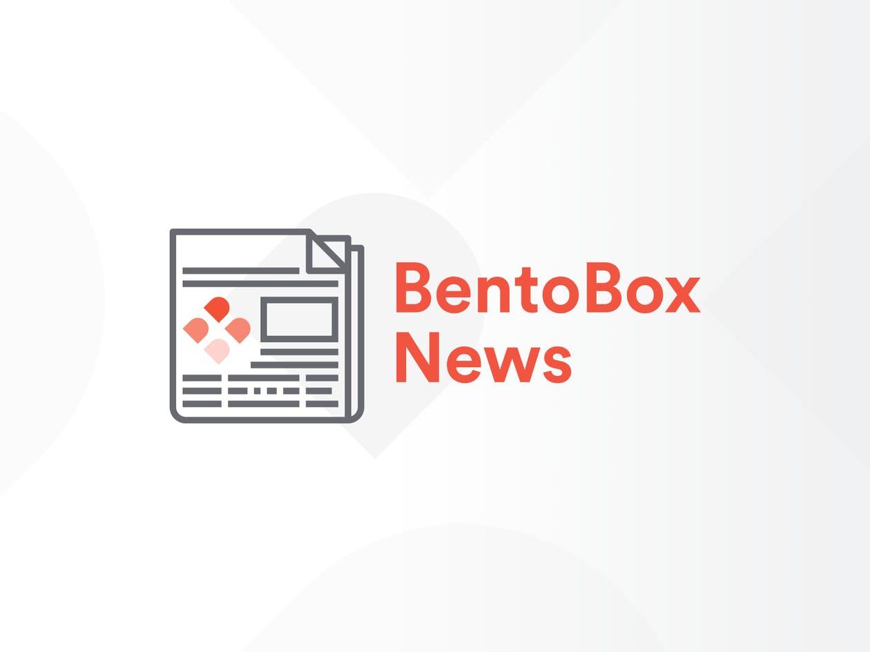 A graphic that says BentoBox News