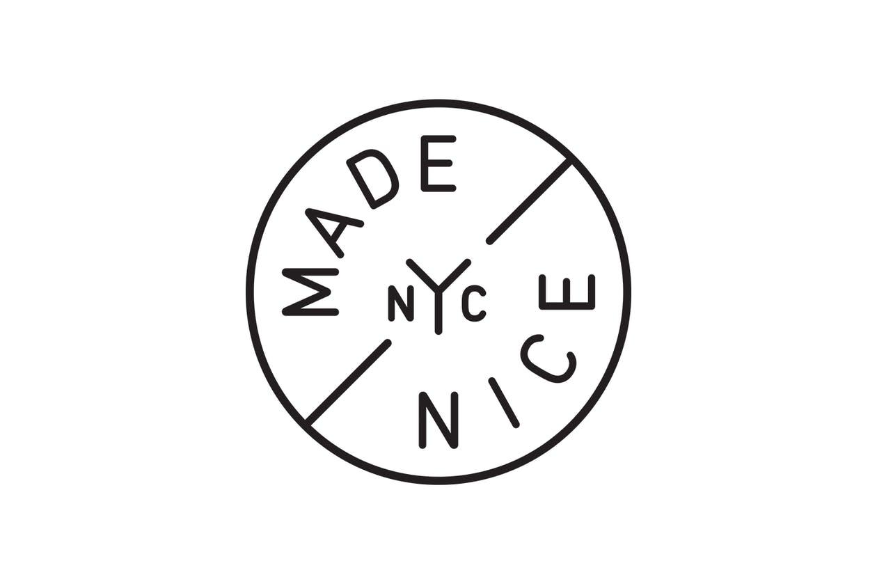 Made Nice Logo