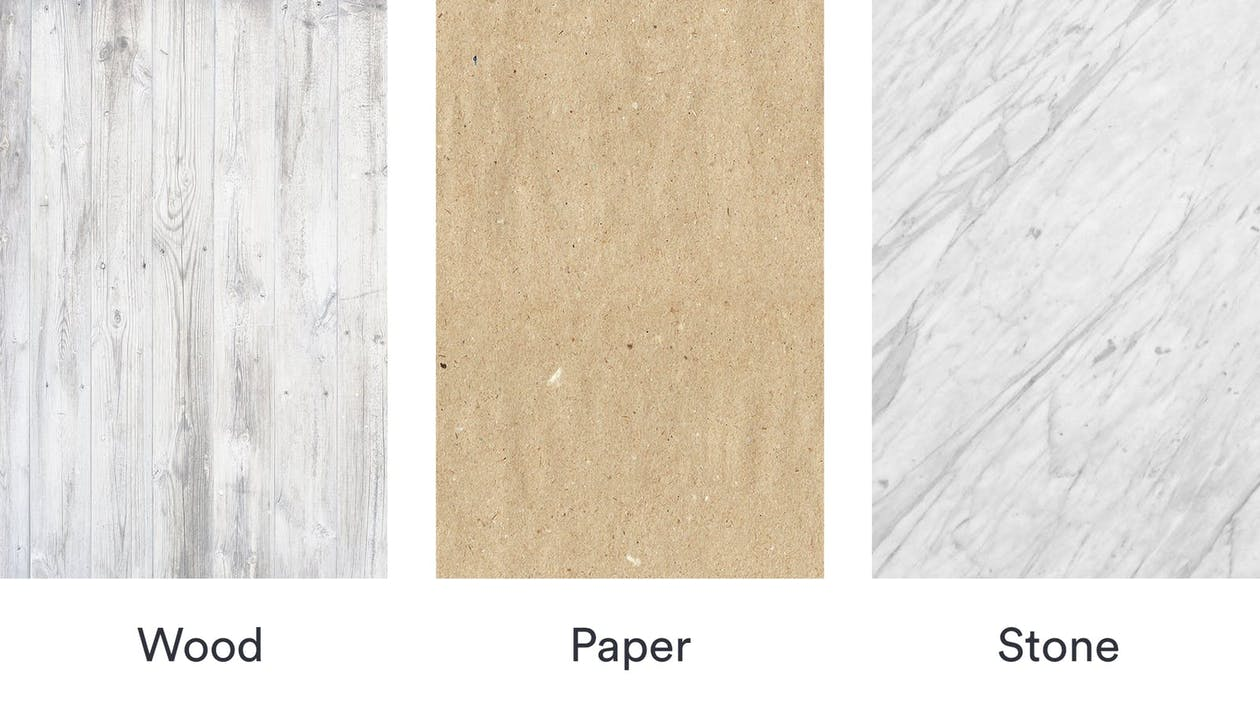 A screenshot of Wood, Paper, and Stone.