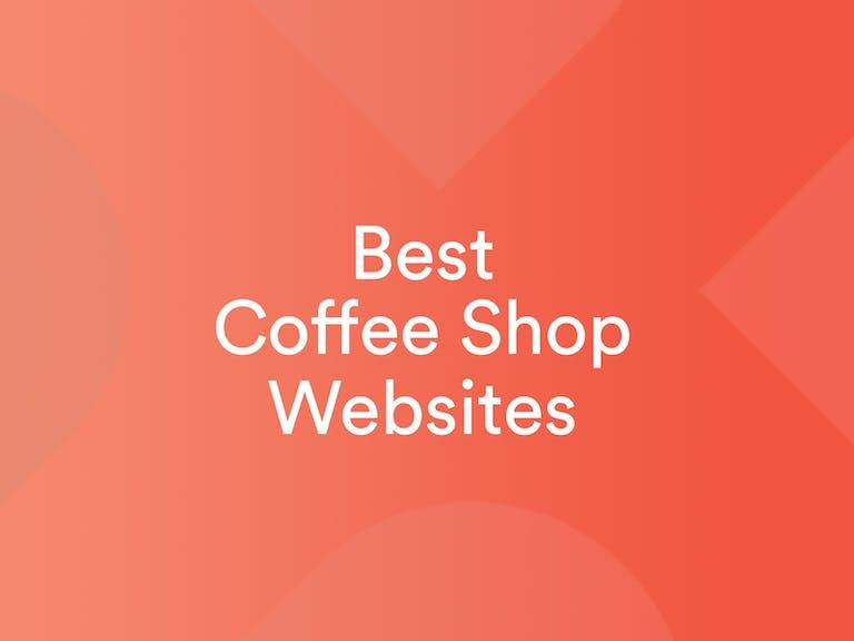 Best Coffee Shop Websites