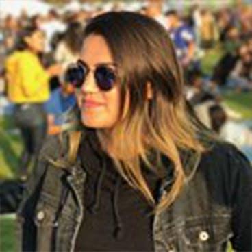 Celia Pellegrini, FOH Manager | Suerte