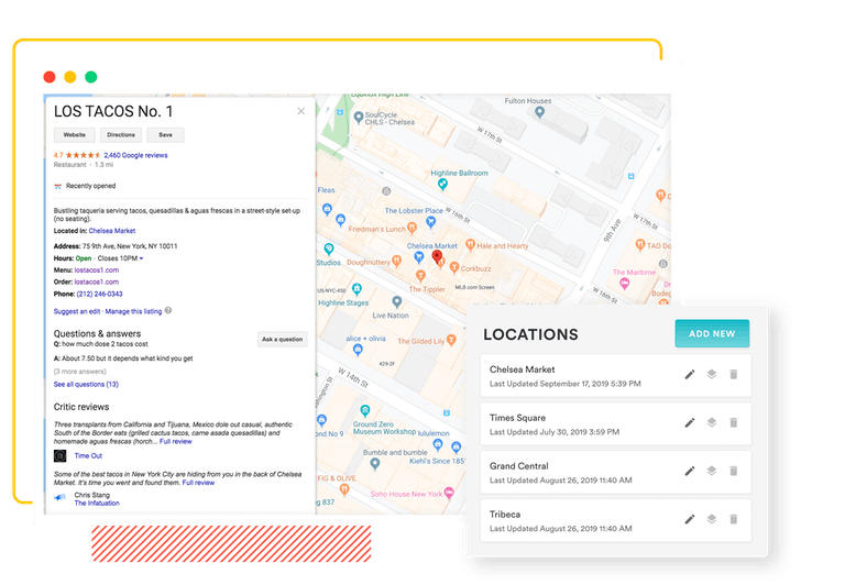 BentoBox location management updates to Google My Business
