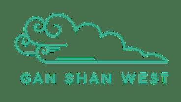 logo gan shan west restaurant nc