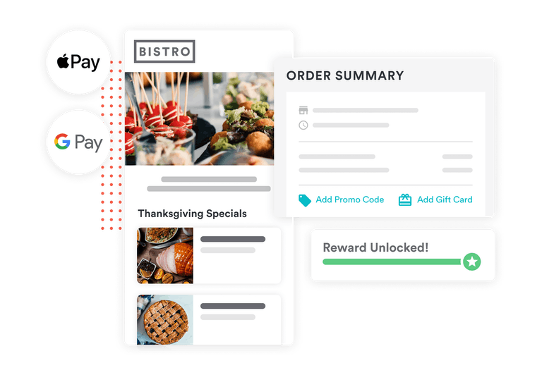 bentobox catering & pre-order platform