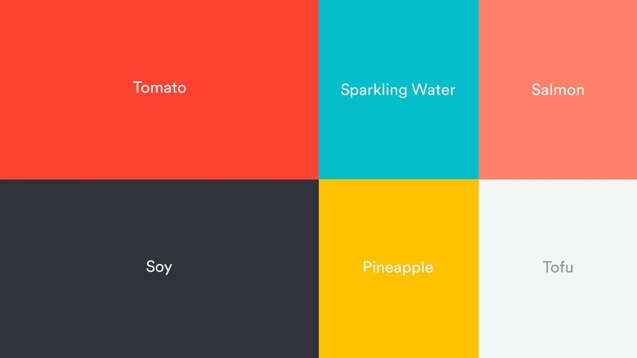 Different colors of the BentoBox logo