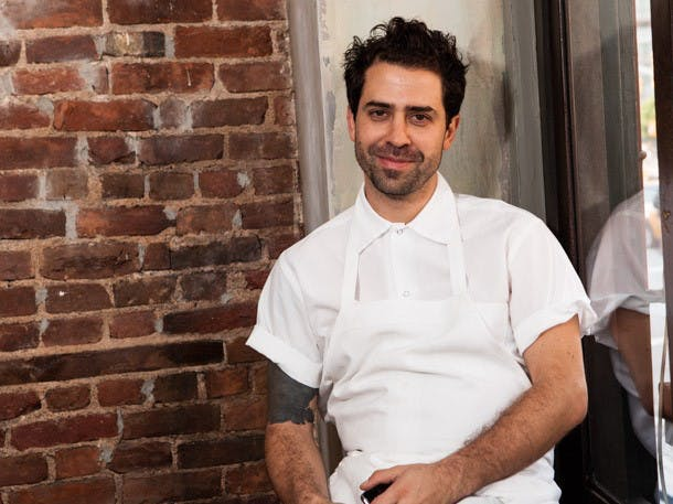 Chef Ignacio Mattos. Photo: Brent Herrig