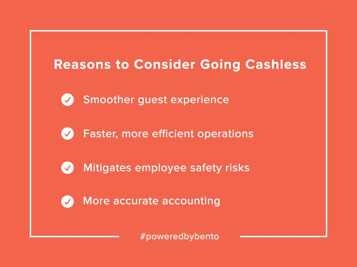 Reasons to Consider Going Cashless