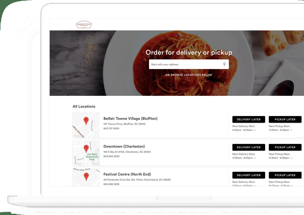 bentobox online ordering multi location example