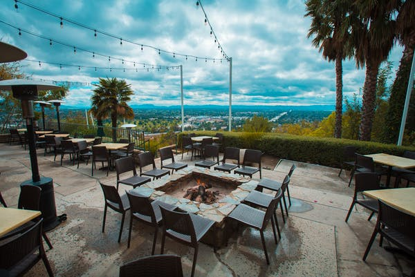 Outdoor Dining is Open!