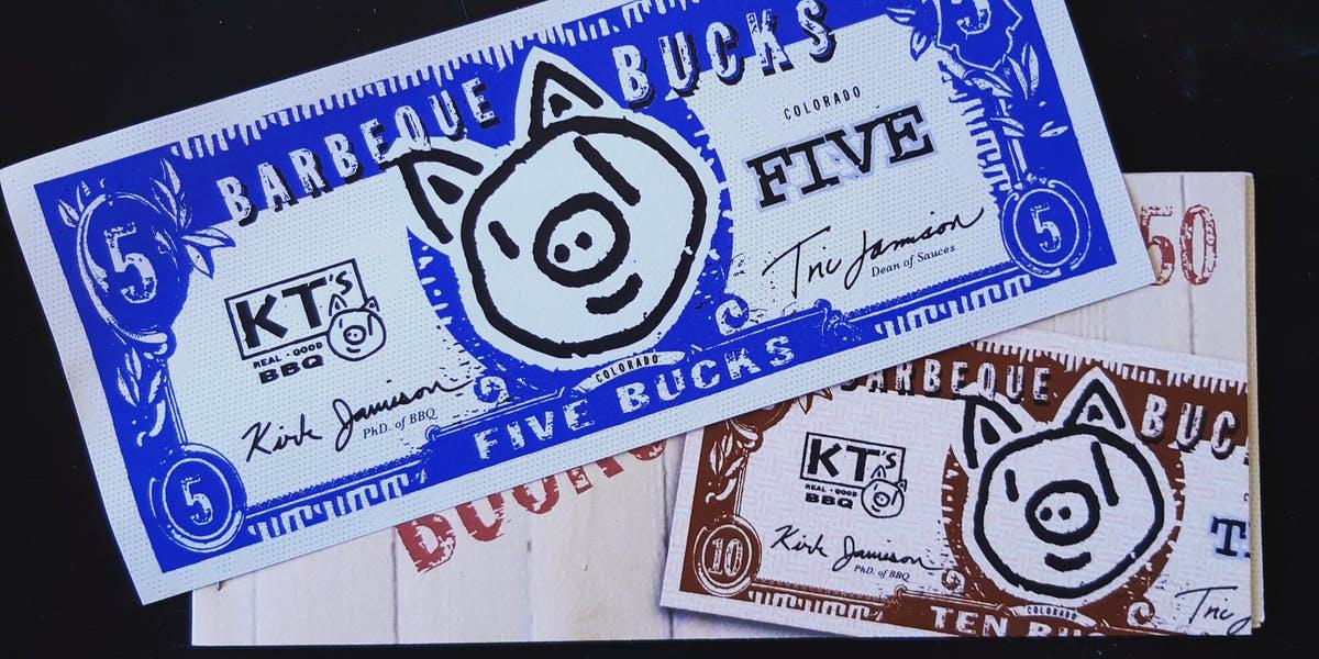 $50 Gift Card - Bucks Naked BBQ