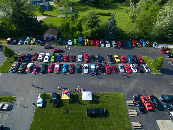 The Cruisin' Auto Show Every Thursday @ 4:30pm   Bellacinos of Stow