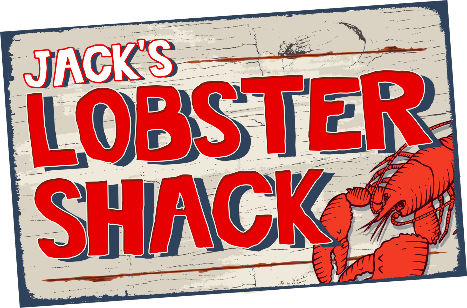 Jack's Lobster Shack Home