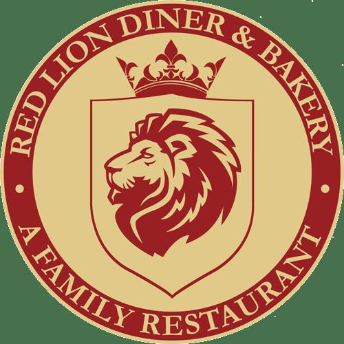Red lion diner logo