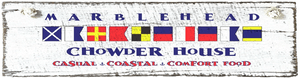 marblehead chowder house logo
