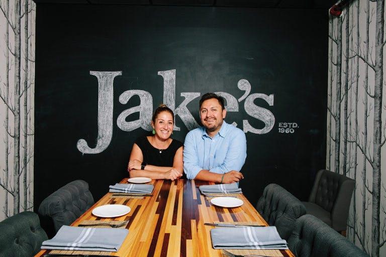 Owners Karen and Jake Replogle