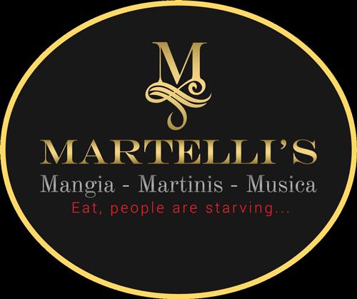 Martelli's Restaurant Home