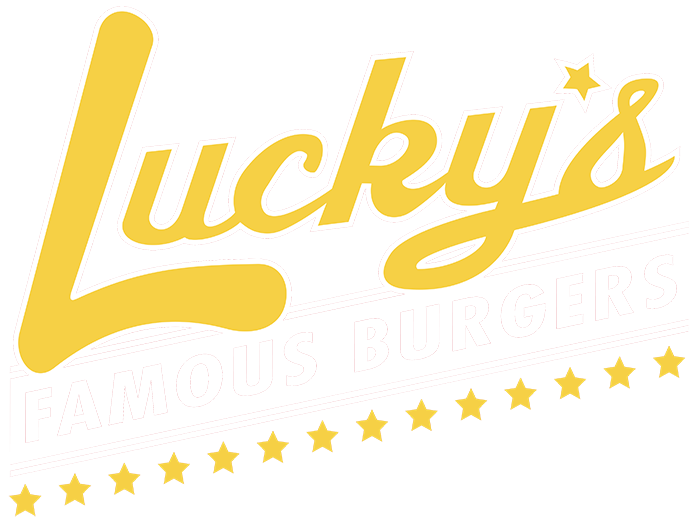 Lucky's Famous Burgers Home
