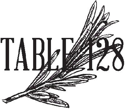 Table 128 Bistro + Bar Home